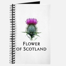 Flower of Scotland Journal