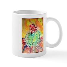 Colorful cactus, southwest art Mugs
