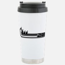 TW200 white Travel Mug