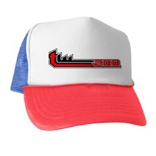 TW200 white Trucker Hat