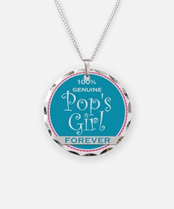 100% Pop's Girl Necklace