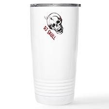 DJ Skull-2 Travel Mug