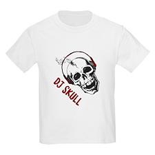DJ Skull-2 T-Shirt