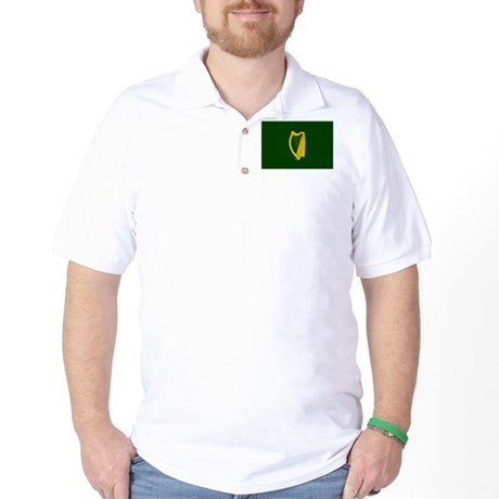 Harp Flag Golf Shirt