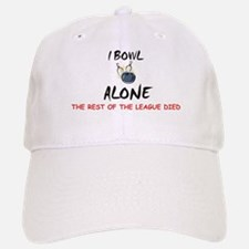 Bowl alone Baseball Baseball Cap