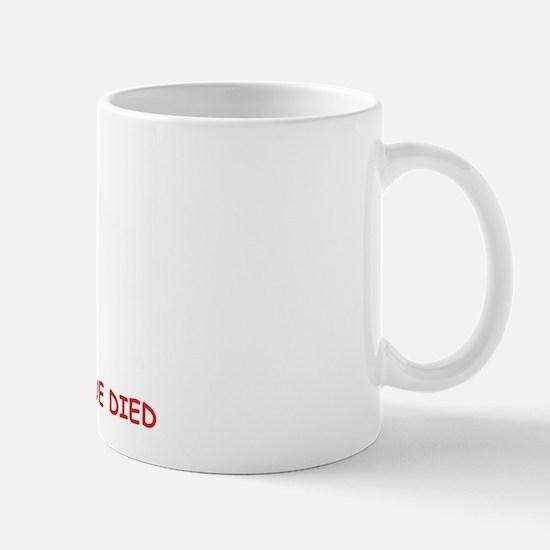 Bowl alone Mug