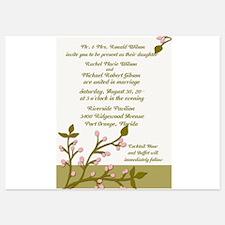 Wonderful Whimsical Garden Wedding Invitations Inv
