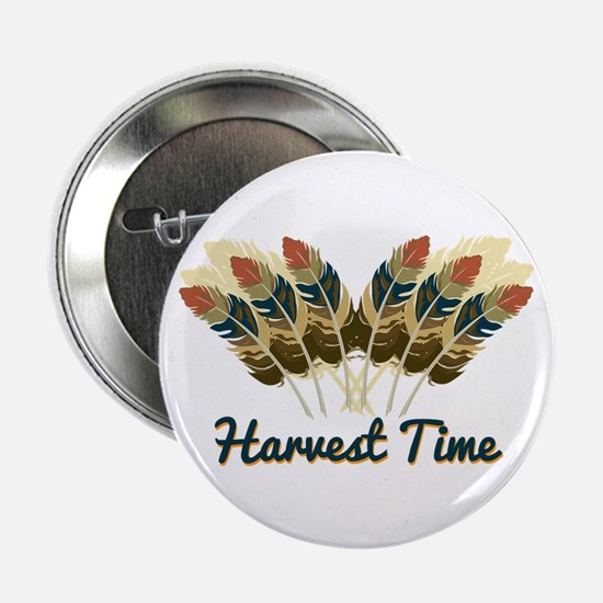 "Harvest Time 2.25"" Button"