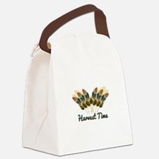 Harvest Time Canvas Lunch Bag