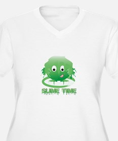 Slime Time Plus Size T-Shirt