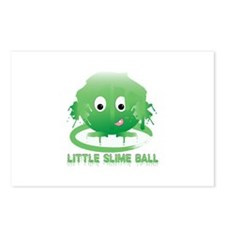 Little Slime Ball Postcards (Package of 8)