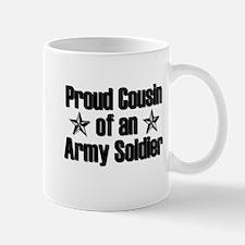 Proud Army Cousin Mugs