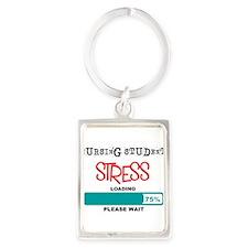 Nursing student Loading lights Keychains