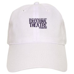 CCNY Educational Theatre Baseball Baseball Cap