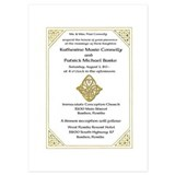 Celtic wedding Invitations & Announcements