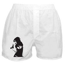 Sexy gun Boxer Shorts