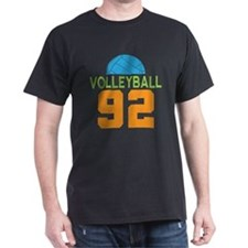 Volleyball player number 92 T-Shirt