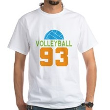 Volleyball player number 93 Shirt