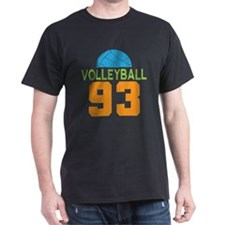 Volleyball player number 93 T-Shirt