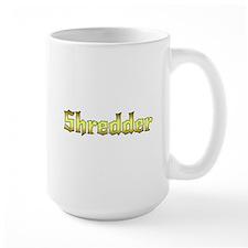 Shredder Mugs