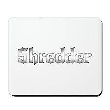 Shredder Mousepad