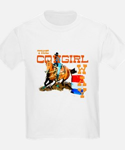 The Cowgirl Way Gifts & Tees T-Shirt