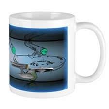 Unique Star Trek Enterprise Mug Mugs