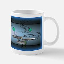 Unique Star Trek Enterprise Mug Mugs