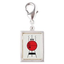 Red BBQ Grill Charms