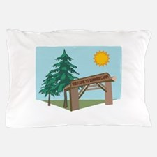 Welcome To The Summer Camp! Pillow Case