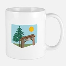 Summer Fun Begins At Camp! Mugs