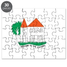 Welcome To The Cottage Puzzle