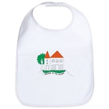 Welcome To The Cottage Bib