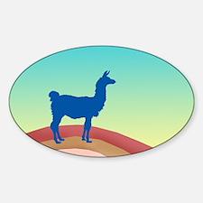 Sunrise Hills Llama wd6 Decal