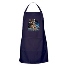 Rocket Raccoon Apron (dark)