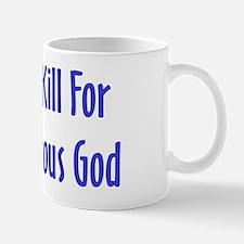 Murderous God Mug
