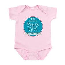 100% Papa's Girl Infant Bodysuit