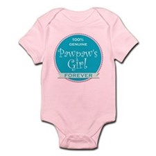 100% Pawpaw's Girl Infant Bodysuit