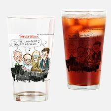 Steve Nicks Drinking Glass