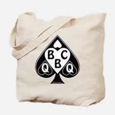 Queen of Spades Loves BBC Tote Bag