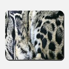 Clouded Leopard Mousepad