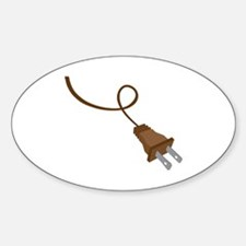 Electrical Cord Decal