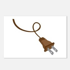 Electrical Cord Postcards (Package of 8)