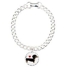 Dachshund Love Bracelet