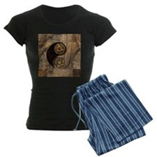 Harvest Moons Celtic Yin Yang Pajamas