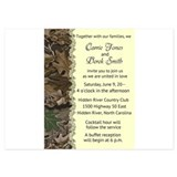 Camo Invitations & Announcements