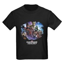 Guardians of the Galaxy Brush T