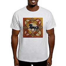 Cute Owl mandala T-Shirt