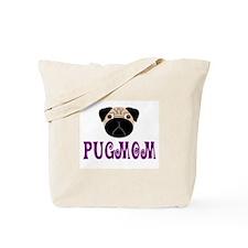 Fawn Pugmom Tote Bag