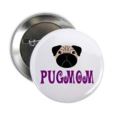 Fawn Pugmom Button